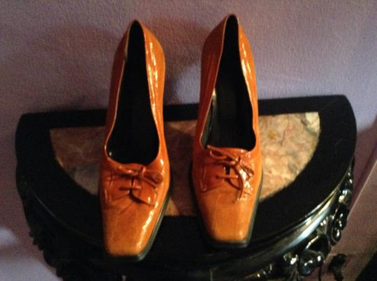 Other Burnt orange Pumps Image 4