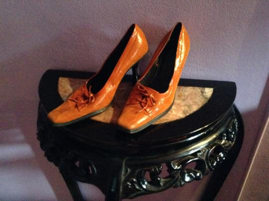 Other Burnt orange Pumps Image 5