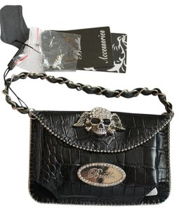 Briella Night Shades Beautifully Handcrafted Briella Jeweled Cell Purse