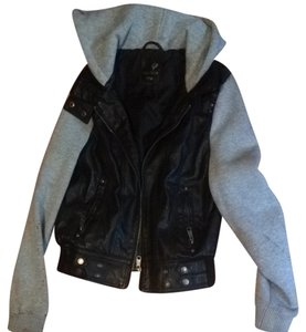 Full Tilt Black And Grey Jacket