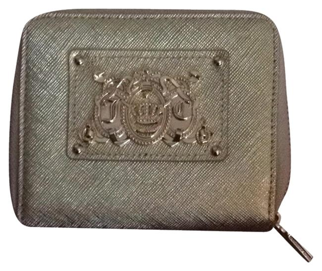 Item - Gold Saffiano Leather Wallet