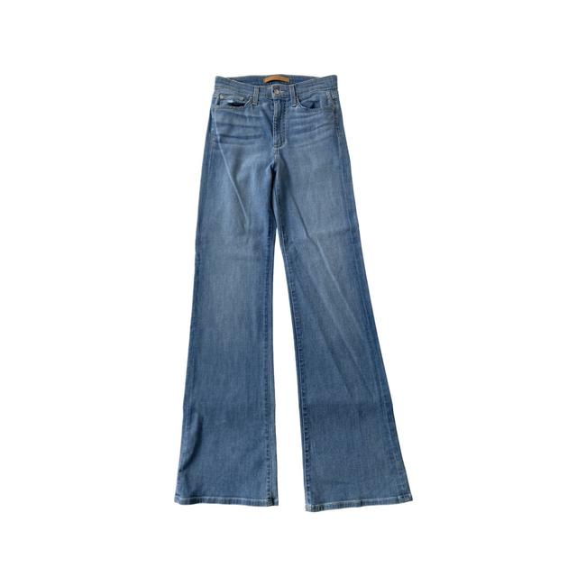 Item - Blue Light Wash The Molly High-rise Flare Leg Jeans Size 26 (2, XS)