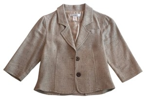 Alex Gaines Cropped Blazer