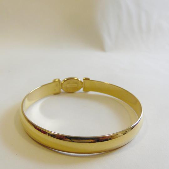 MONET Vintage Monet Bangle Bracelet Fits Size 7 Wrist