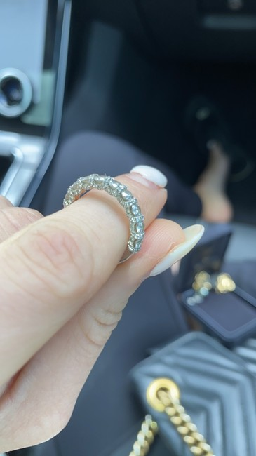 Item - White Love Collection Band Ring