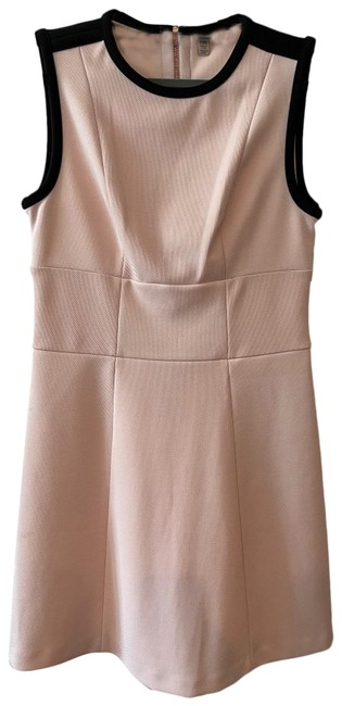 Item - Baby Pink B86167509 Mid-length Work/Office Dress Size 2 (XS)