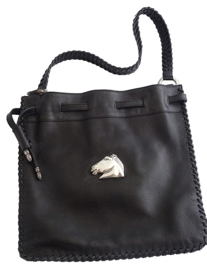 Preload https://item2.tradesy.com/images/barry-kieselstein-cord-equestrian-black-leather-shoulder-bag-2944231-0-0.jpg?width=440&height=440