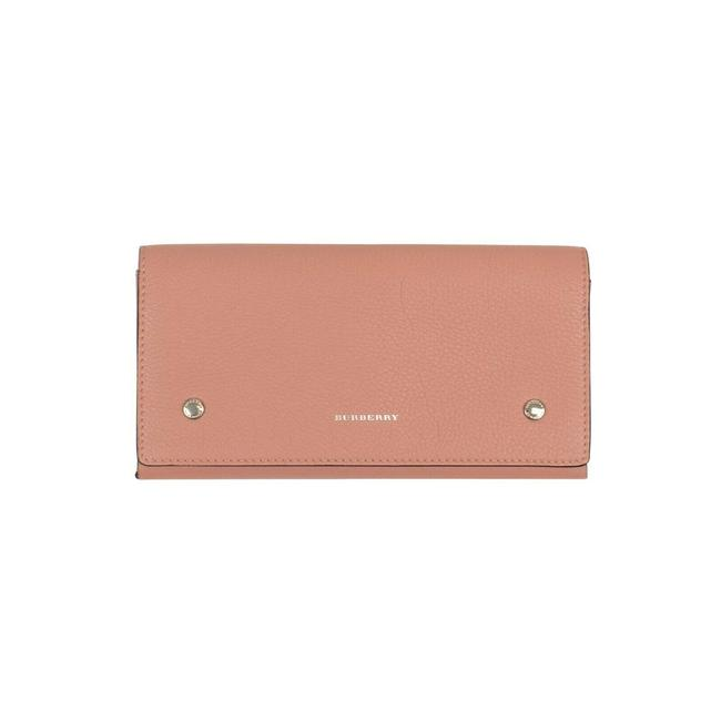 Item - Pink Leather Size Os Wallet