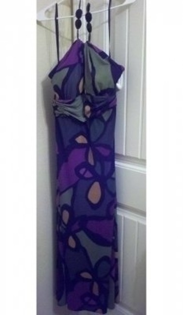 Multi Maxi Dress by New Directions Long Maxi Sexy