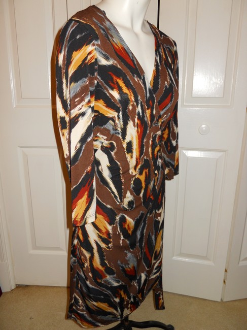 Emma & Michele Wrap Dress