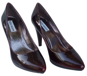 Steve Madden brown/red Pumps