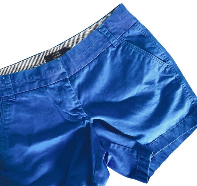 Item - Blue Chino Classic Tab Front 68925 Shorts Size 4 (S, 27)