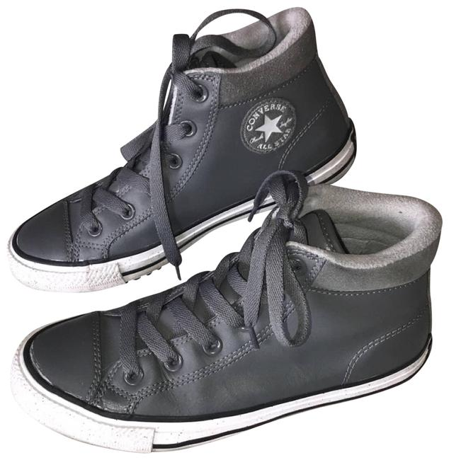 Item - Gray Nwot All Star High Top 6.5wo's Sneakers Size US 6.5 Regular (M, B)