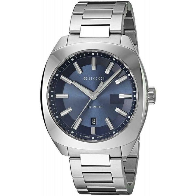 Item - Blue New Gg2570 Dial Stainless Steel 41mm Men's Ya142303 Watch