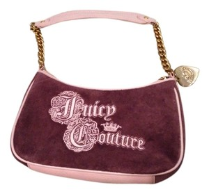Juicy Couture Velour Baguette