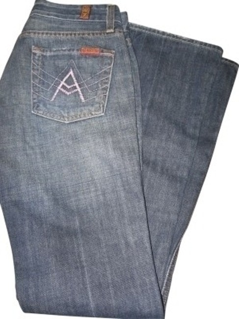 Preload https://item3.tradesy.com/images/7-for-all-mankind-medium-dark-rinse-boot-cut-jeans-size-26-2-xs-29452-0-0.jpg?width=400&height=650