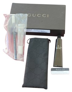 Gucci Gucci Controllato Travel Case With Two Tooth Brush and Gucci Tooth Brush New in Case. Excellent Father day Gift!