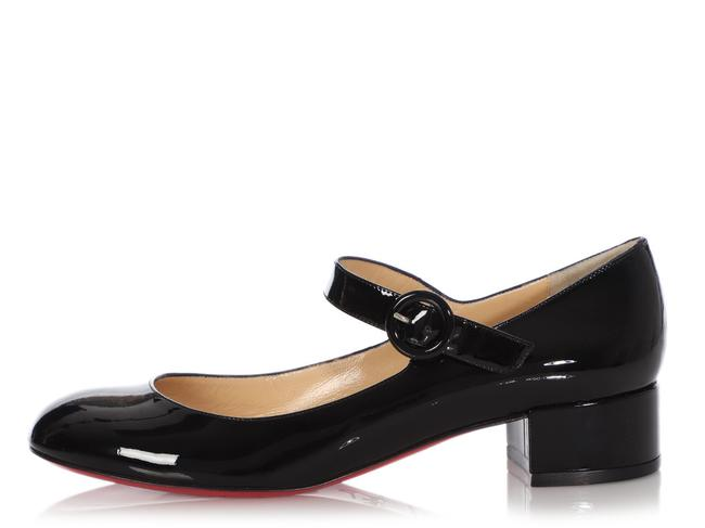 Item - Black Patent Dolly Birdy Mary Janes Formal Shoes Size EU 39 (Approx. US 9) Regular (M, B)