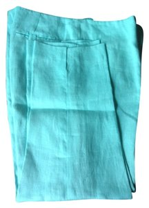 Sara Campbell Capri/Cropped Pants Robbins egg, green