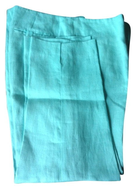 Preload https://item1.tradesy.com/images/sara-campbell-robbins-egg-green-capricropped-pants-size-10-m-31-2945530-0-0.jpg?width=400&height=650