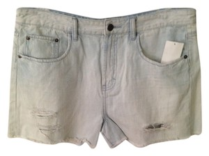 BP Shorts Sand Blue