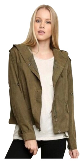 Item - Army Green Rare Jacket Size OS (one size)