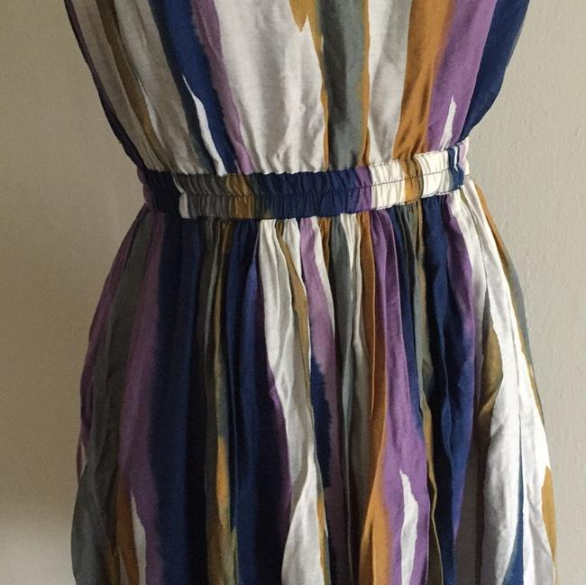 Andrew Marc Multicolor Above Knee Short Casual Dress Size 4 (S) Andrew Marc Multicolor Above Knee Short Casual Dress Size 4 (S) Image 4