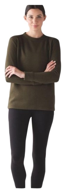 Item - Olive Green Activewear Top Size 8 (M)