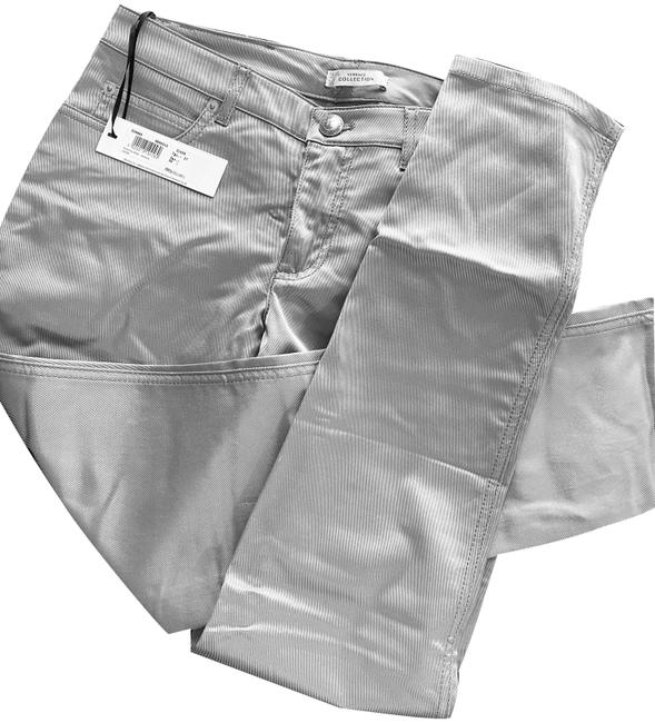 Item - Silver Straight Leg Jeans Size 27 (4, S)