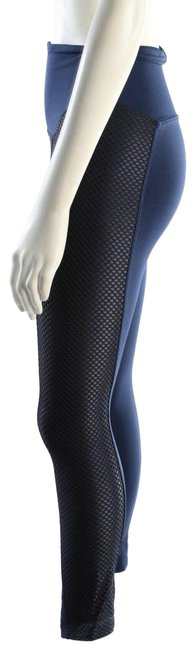 Item - Blue XS Navy Detailed High Rise Skinny Activewear Bottoms Size 2 (XS, 26)