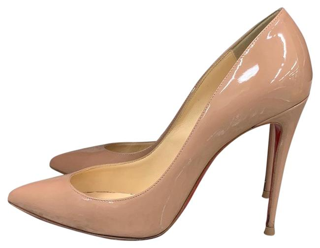 Item - Nude Pigalle Follies Pumps Size EU 39.5 (Approx. US 9.5) Narrow (Aa, N)