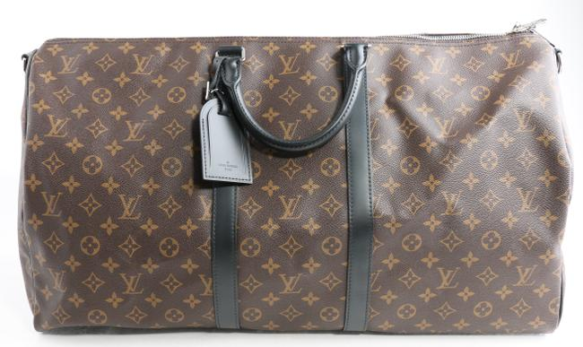 Item - Brown Keepall Bandouliere 55 Men's Jewelry/Accessory
