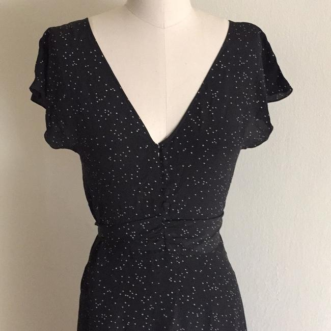 French Connection Black and White Above Knee Short Casual Dress Size 4 (S) French Connection Black and White Above Knee Short Casual Dress Size 4 (S) Image 5