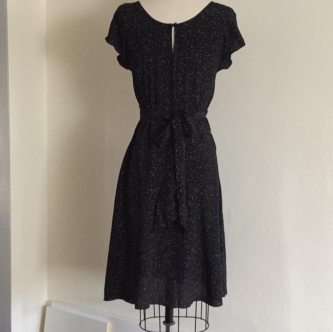 French Connection short dress black and white on Tradesy