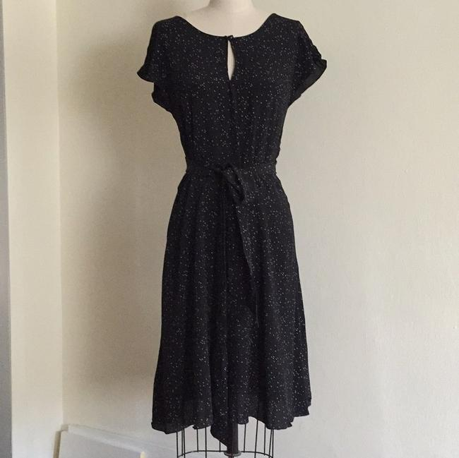 French Connection Black and White Above Knee Short Casual Dress Size 4 (S) French Connection Black and White Above Knee Short Casual Dress Size 4 (S) Image 8
