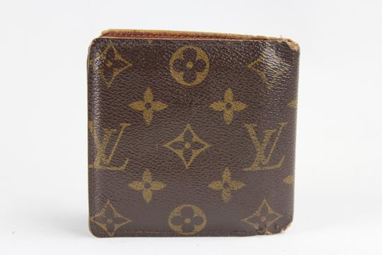 Louis Vuitton Louis Vuitton Monogram Compact Bifold Florin Wallet LVTL24