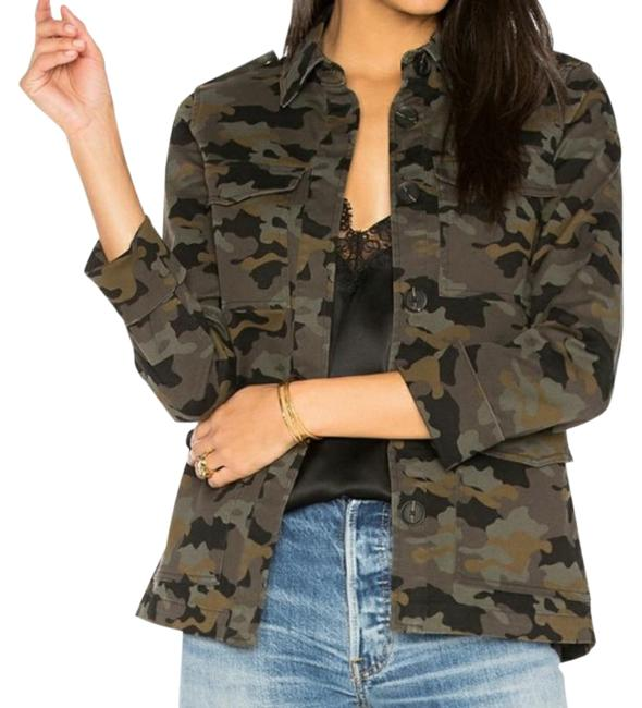 Item - The Cromwell In Camo Jacket Size 8 (M)