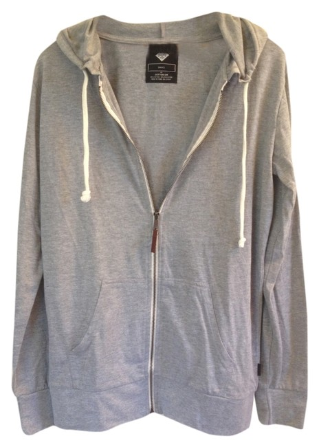 Preload https://item4.tradesy.com/images/cotton-express-grey-new-with-tag-sweatshirthoodie-size-8-m-2946223-0-0.jpg?width=400&height=650