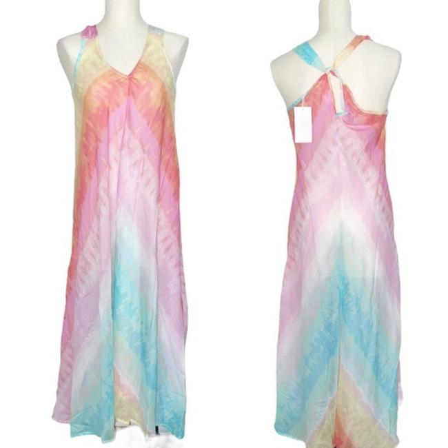 Item - Multicolor XS Beach By Beachlounge Tie Dye Maxwell Cover-up/Sarong Size 2 (XS)