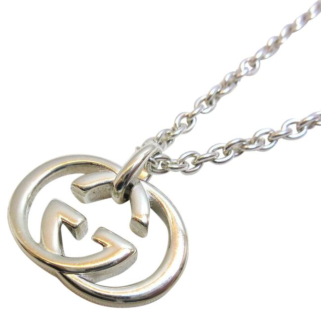 Item - Double Gg Chain Sv925 Necklace