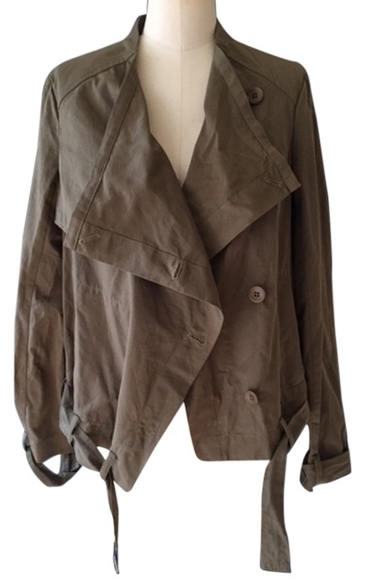 Ark & Co. Army Green Jacket Size 8 (M) Ark & Co. Army Green Jacket Size 8 (M) Image 1