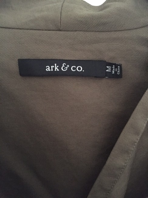 Ark & Co. Army Green Jacket Size 8 (M) Ark & Co. Army Green Jacket Size 8 (M) Image 3