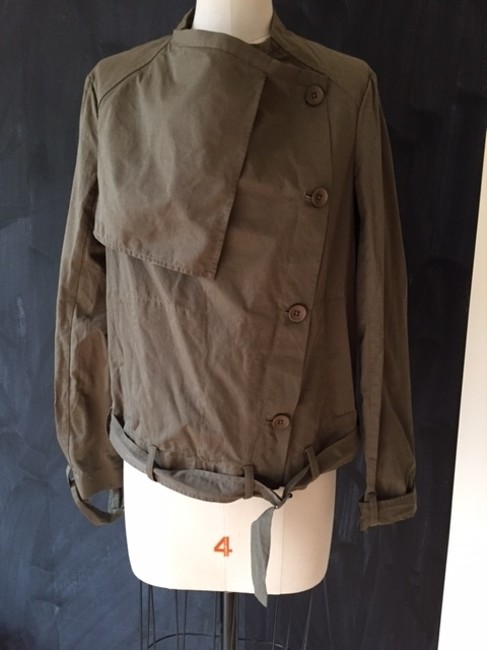 Ark & Co. Army Green Jacket Size 8 (M) Ark & Co. Army Green Jacket Size 8 (M) Image 4