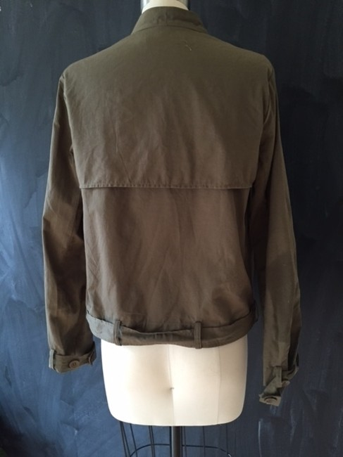 Ark & Co. Army Green Jacket Size 8 (M) Ark & Co. Army Green Jacket Size 8 (M) Image 6