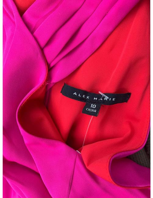 Item - Red Pink and Sway Gown Casual Maxi Dress Size 10 (M)