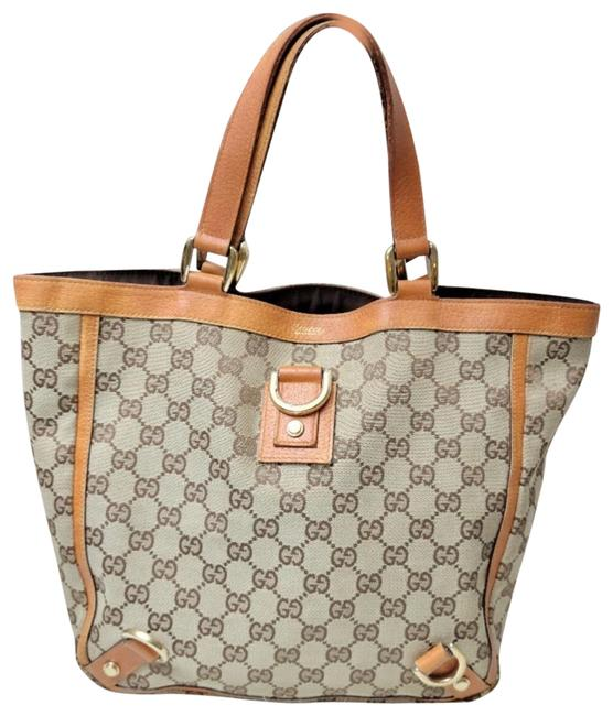 Item - Gh Ring Brown Canvas Tote
