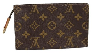Louis Vuitton Louis Vuitton Cosmetic Pouch Clutch Case Monogram Pochette LVAV206