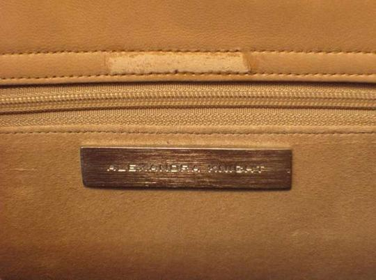 Alexandra Knight Satchel in Tan