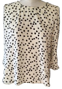 Dolce Vita Top black and beige