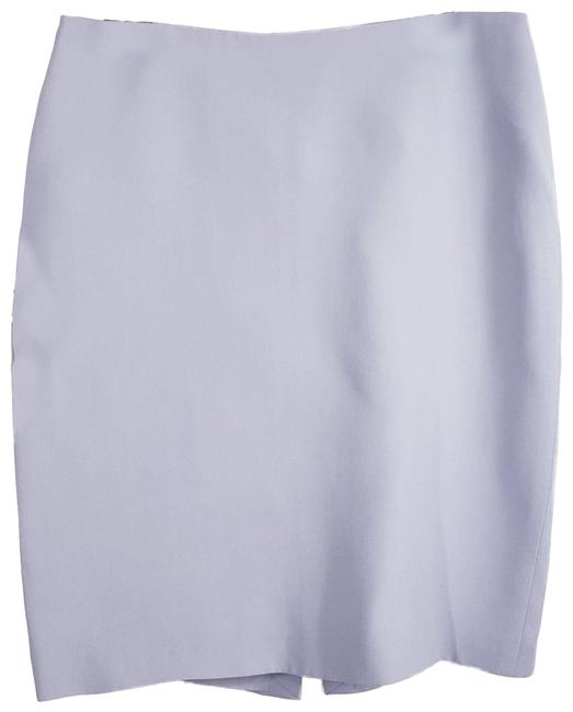Item - Grey L Mulberry Pencil Made In Italy Skirt Size 12 (L, 32, 33)